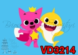 VD3214 - BABY SHARK