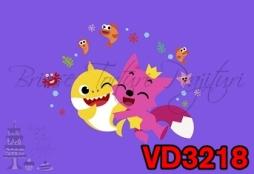 VD3218 - BABY SHARK