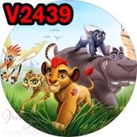 V2439 - GARDA FELINA LEU