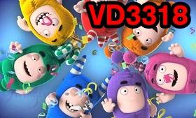 VD3318 - ODDBODS